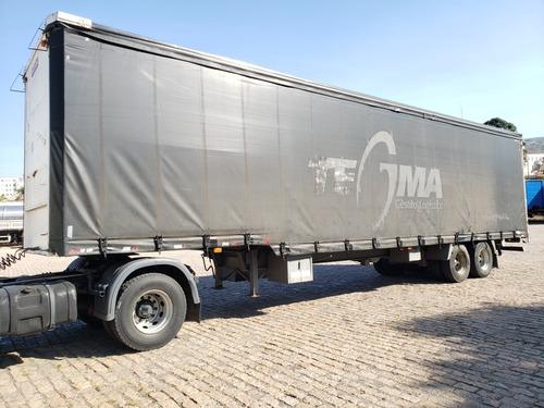 Carreta Saider 2 Eixos Facchini Ano 2000 S/pneus