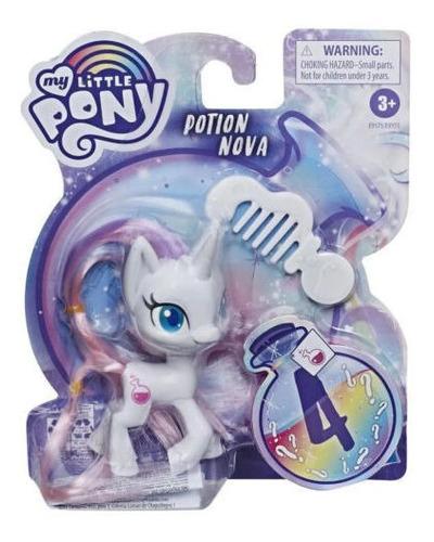 Imagem 1 de 2 de Boneca My Little Pony Potion Nova - Mini Figura - Hasbro