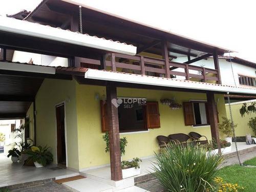 Imagem 1 de 30 de Casa Com 5 Quartos, 435 M² Por R$ 1.500.000,00 - Itaipu - Niterói/rj - Ca17006