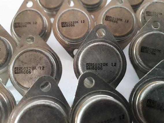 Regulador De Tensão Sg 320k12 To-3