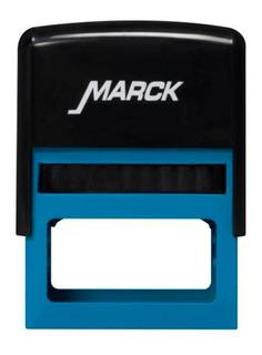 Carimbos Automáticos Marck 20 - Medida 38x14mm Personalizado