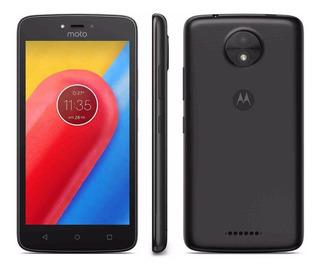 Celular Motorola Moto C Xt1750 Lacrado Anatel 8gb 4g Notafis