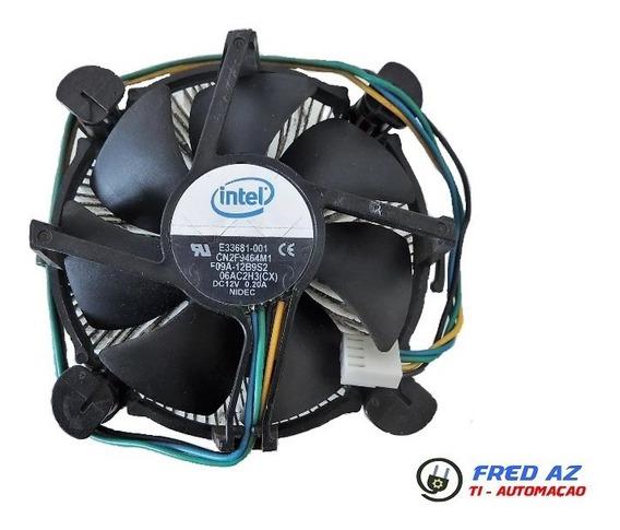 Cooler Original Intel Lga 775 Cpu Core 2 Duo Pwm E33681-001