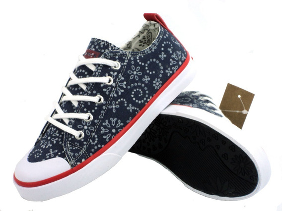 Zapatillas Levi´s Nothy Urbana Mujer 620681 Eezap
