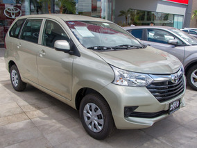 Toyota Avanza 1.5 Le At