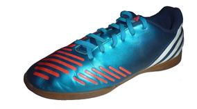 Zapatos adidas Predito Lz Trx Fg Royal Azul Naranja (niños)