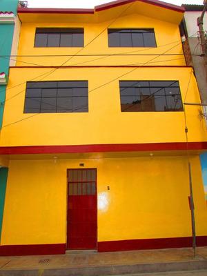 Casa De Estreno En Venta Ate Santa Clara