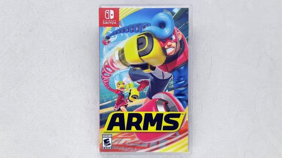 Arms - Semi Novo - Midia Fisica - Switch - Gamercado