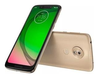 Smartphone Motorola Moto G7 Play 32gb 13mp Nfe+garantia