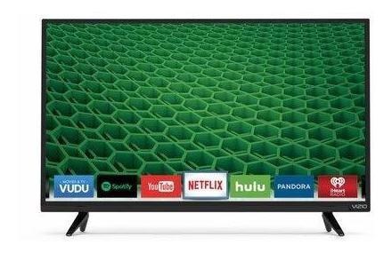 Imagen 1 de 6 de Vizio D32x-d1 Serie D De 32  Smart Tv Con Led De Matriz Comp