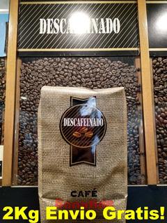 Oferta Café Descafeinado X 1kg - Bonafide Oficial