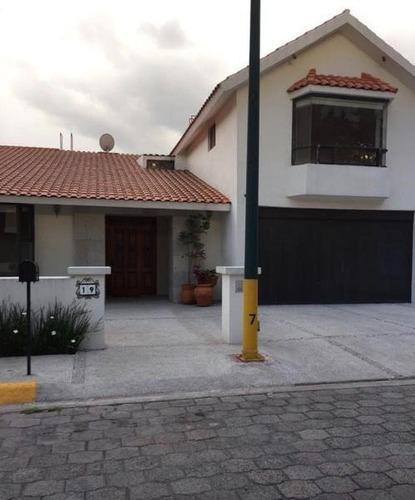 Casa En Loma De Valle Escondido Zona Esmeralda