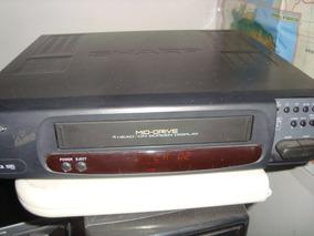 Video Cassete Sharp 4 Cabeças Md 1394b