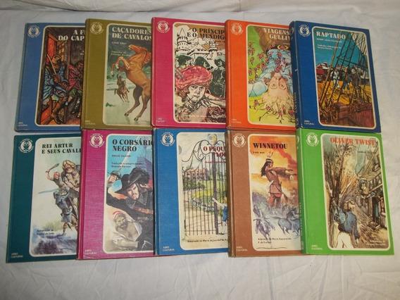 Clássicos Da Literatura Juvenil Incompleta 22 Volumes