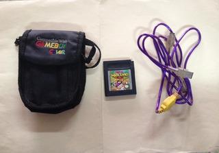 Game Boy Color Acsesorios 10 A Al Cambio Del Dia