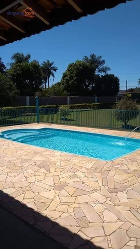 Imagem 1 de 4 de Chácara Em Piracicaba, No Bairro Dois Corregos, Com 2 Dormitórios 1 Suite, Sala, Cozinha, 2 Banheiro Externos - Ch0198