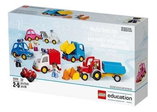 Set Vehículos Duplo Lego Education