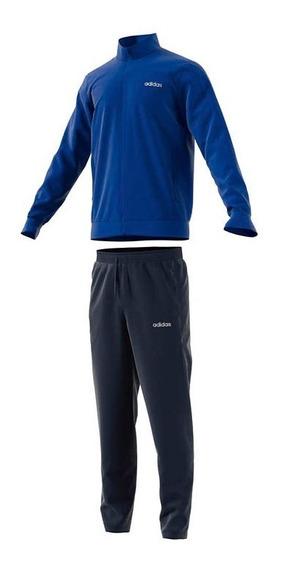 Conjunto De Pants Azul Marino adidas Ei5581