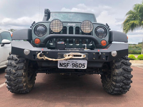 Jeep Wrangler 3.8 Jku Para Trilha E Expedições