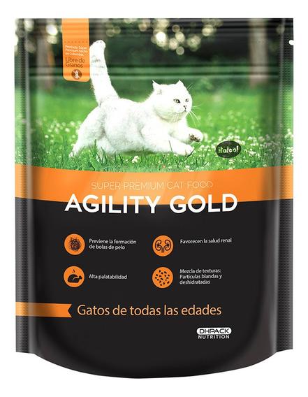 Alimento Para Gato -agility Gold 7 Kg