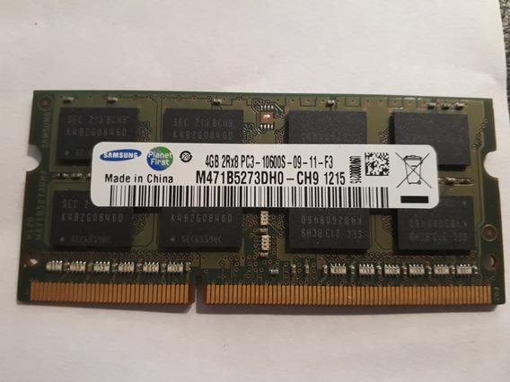 Memoria Ram Ddr3 Sodim Samsung X4gb M471b5273dh0-ch9