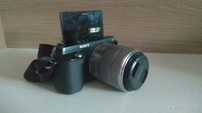 Sony Mirrorless Nex - F3