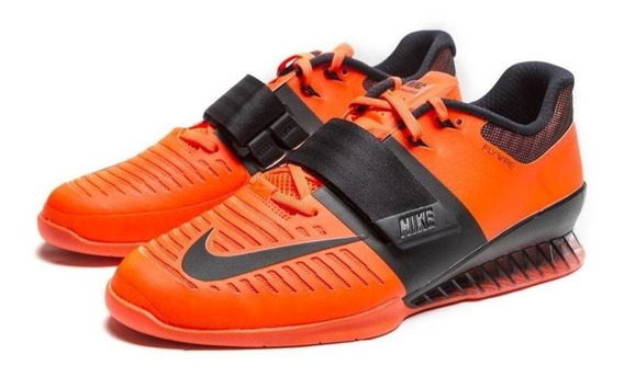 Tenis Nike Romaleos 3 Crossfit Power Weight Lifting Lpo