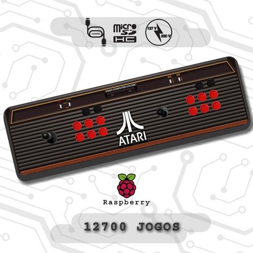 Arcade Fliperama Portátil Controle Duplo Aegir - Novo !!!