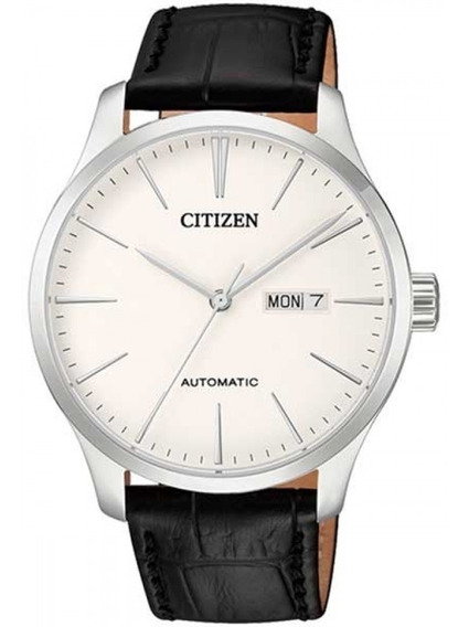 Relógio Citizen Masculino Automático Nh8350-08b / Tz20788n