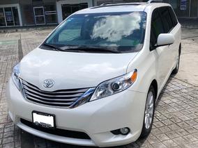 Toyota Sienna 3.5 Xle Piel At