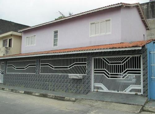 Imagem 1 de 23 de Sobrado A Venda No Bairro Vila Silveira Em Guarulhos - Sp.  - 148-1
