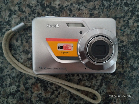 Máquina Fotográfica Digital Kodak C160