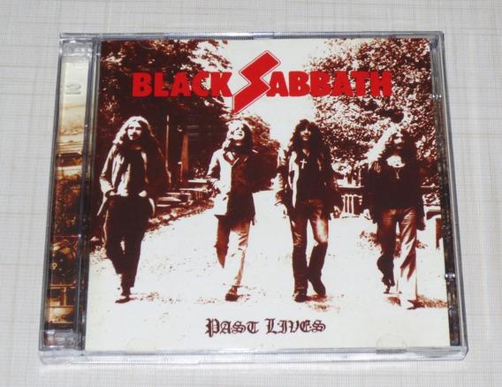 Cd Black Sabbath - Past Lives Duplo (americano) Frete Gratis
