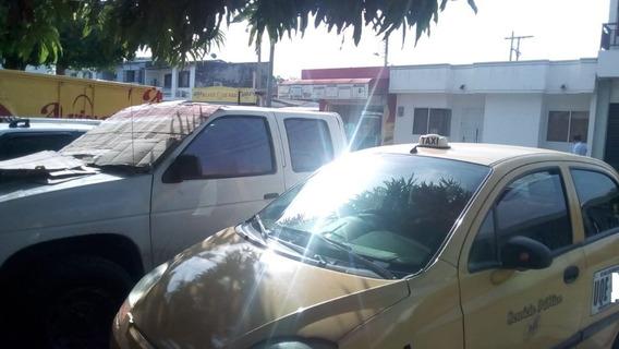 Chevrolet Spak 7.24 Modelo 2015 Taxi