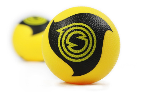 Imagen 1 de 4 de Combo Paquete C/ 2 Bolas Spikeball Pro Balls Juego De Pelota