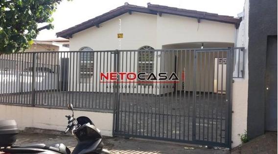 Casa Para Venda, Jardim São Paulo, 3 Dormitórios, 2 Banheiros, 3 Vagas - Cab0118