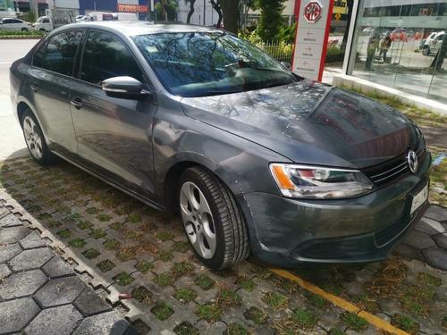 Imagen 1 de 8 de Volkswagen Jetta 2012 2.5 Style Active 5vel Mt