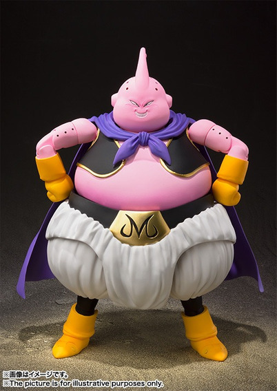 Dragon Ball Z - Majin Boo - S.h. Figuarts
