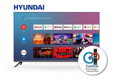 Tv Led Hyundai 50  4k Uhd