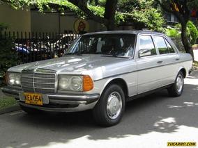 Mercedes Benz Clase E E250 2500 Cc