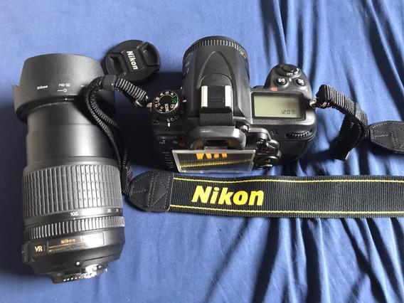 Camêra Nikon D-7000