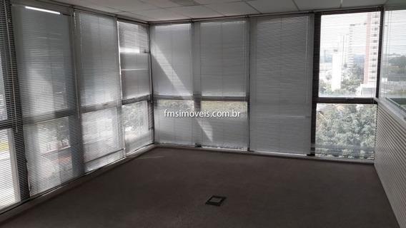 Conjunto Comercial Para Para Alugar Com 172 M2 No Bairro Ch Sto Antonio, São Paulo - Sp - Cps384