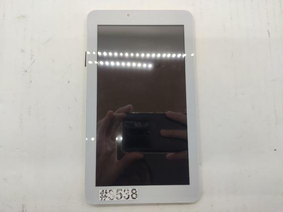 Frontal Do Tablet Multilaser M7s Plus Original Branca #3538