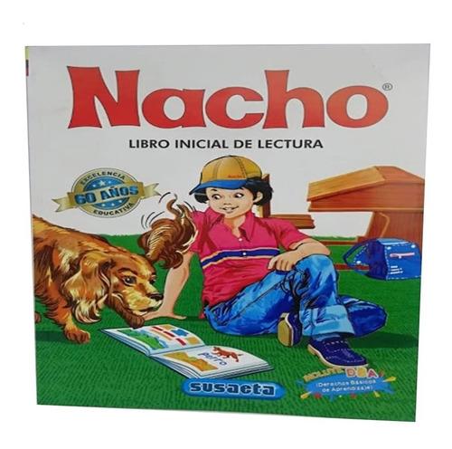 Cartilla Libro Nacho Lee Para Aprender A Leer Lectura Niños