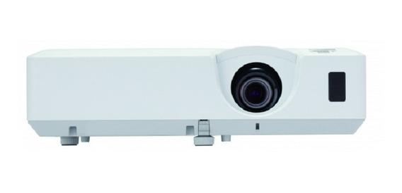 Projetor Hitachi 3000 Lumens, Wxga 1280x800, 3lcd, Novo, Nf