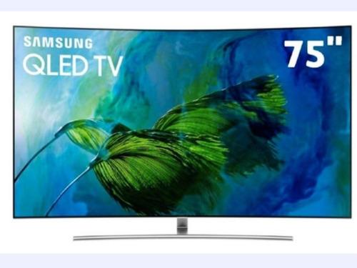 Tv Samsung 75 Polegadas 4k Curva