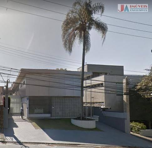 Casa Comercial Para Locação, Pacaembu, São Paulo - Ca0478. - Ca0478