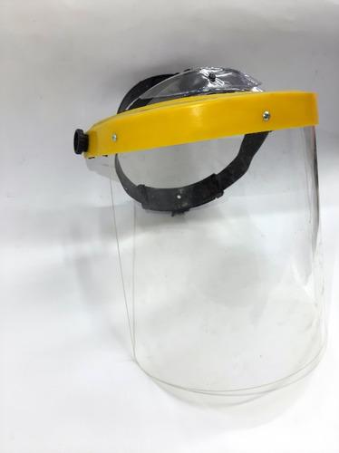 Mascara Protectora Facial Arnes  A Cremallera