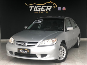 Honda Civic 1.7 Lx - 2005/2005 - Manual
