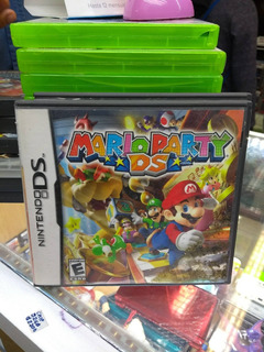 Mario Party Ds Para Nintendo Ds 3ds Y 2ds